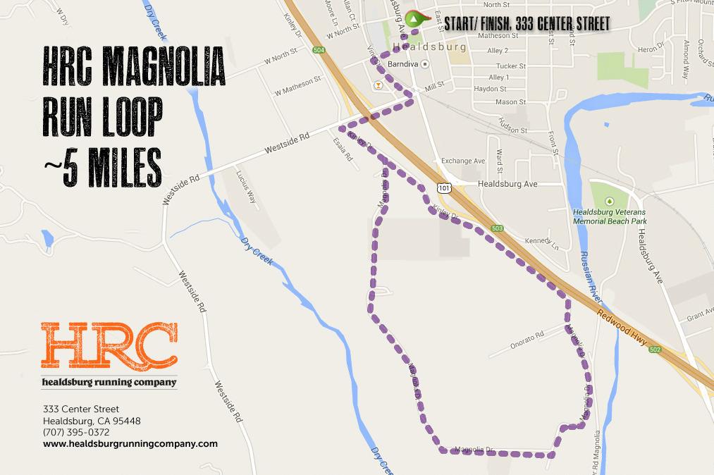 magnolia loop crop