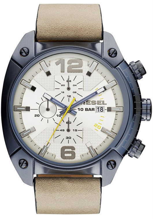Watchismo times new diesel watches bamf chrono urban for Watchismo
