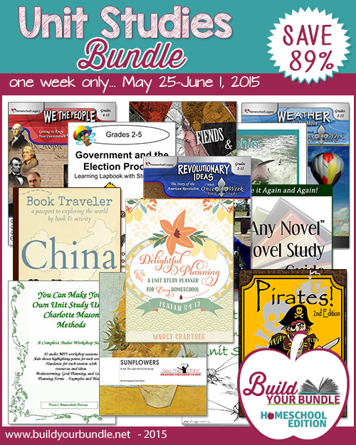 Last call to save 5 on build your bundle code expires at unit studies fandeluxe Image collections