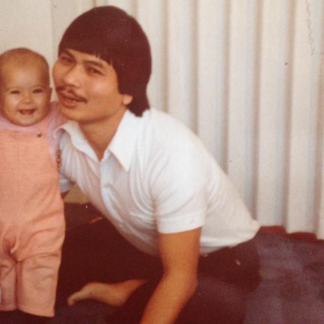 Daddio and me