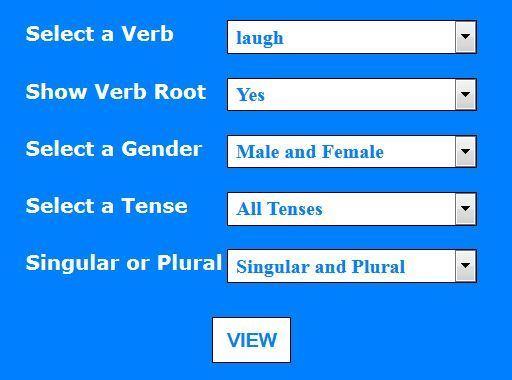 hebrew verbs