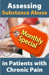 Assessing Substance Abuse