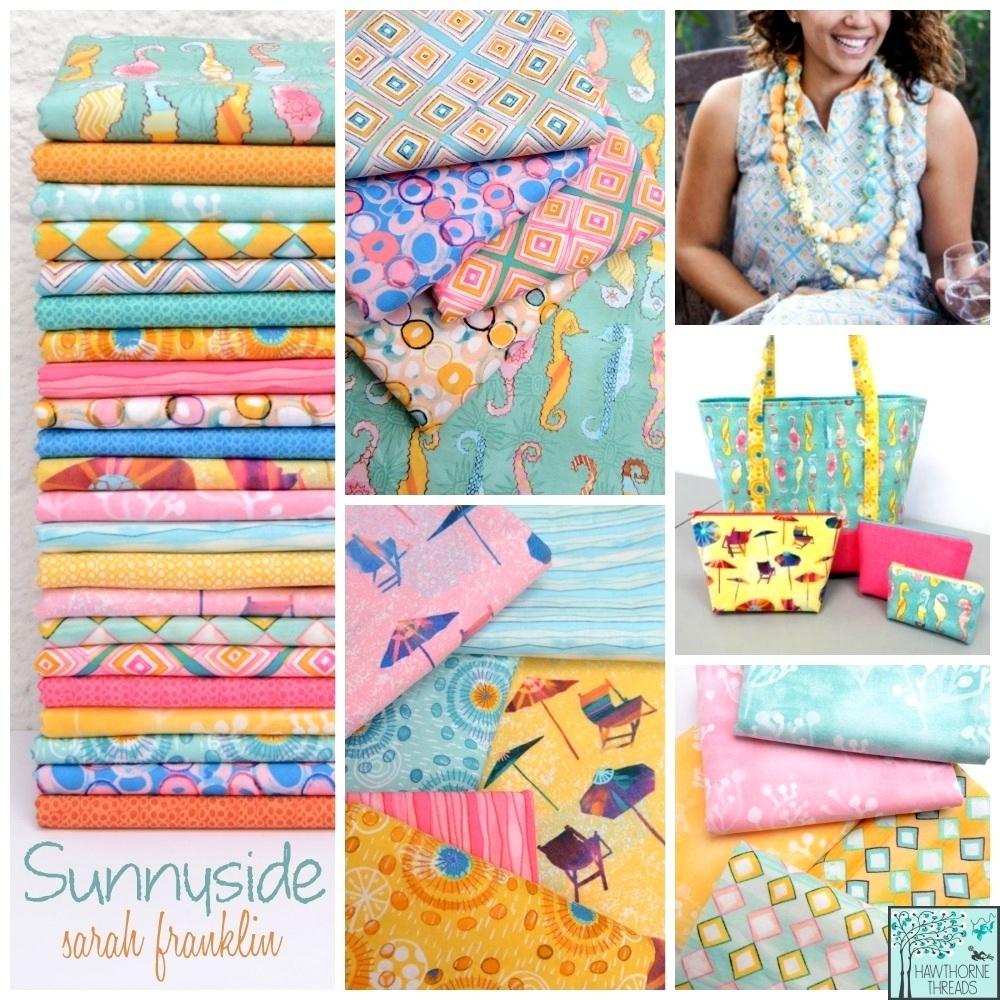Sunnyside Fabric Poster