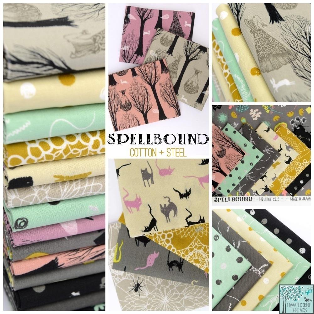Spellbound Fabric Poster