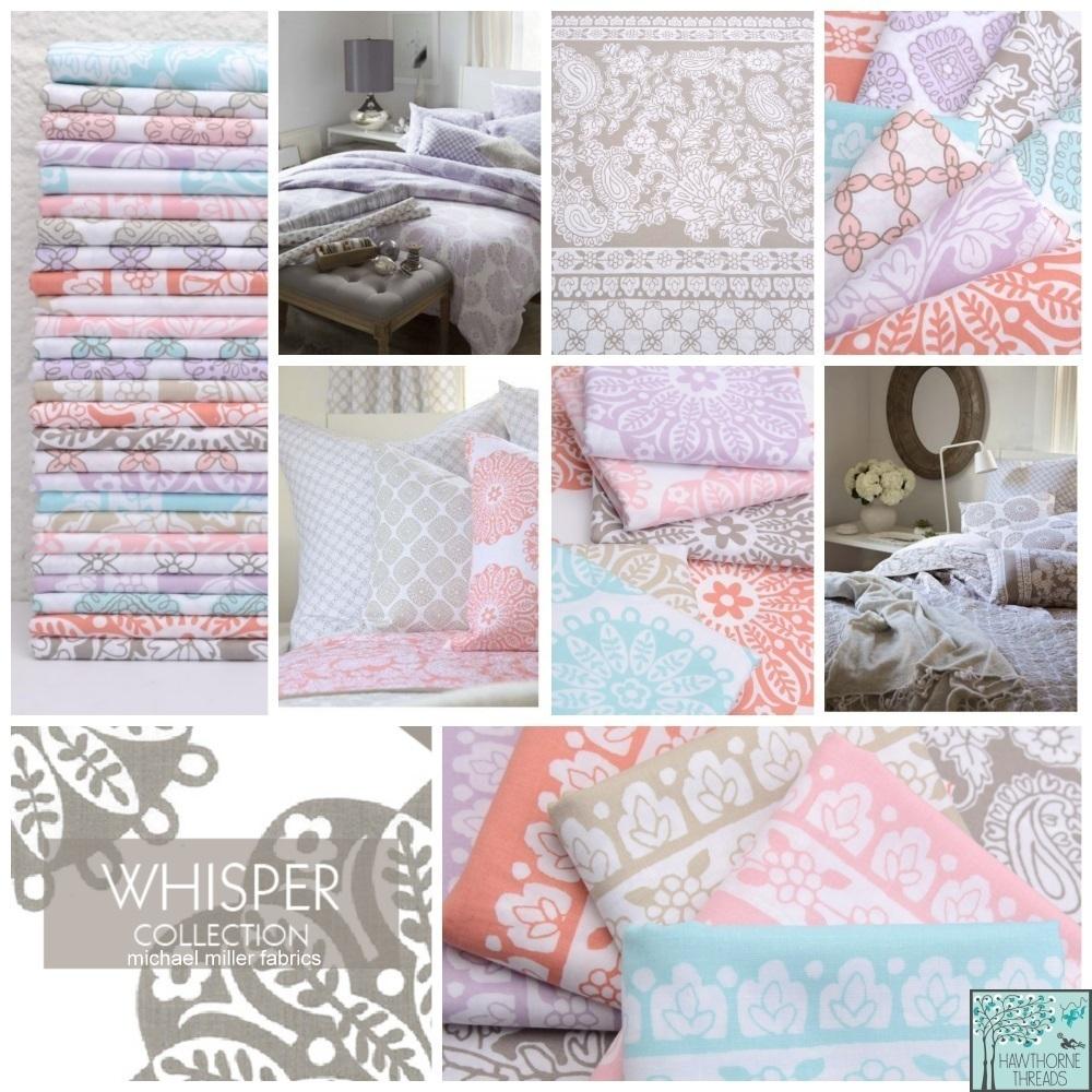 Michael Miller Whisper Fabric