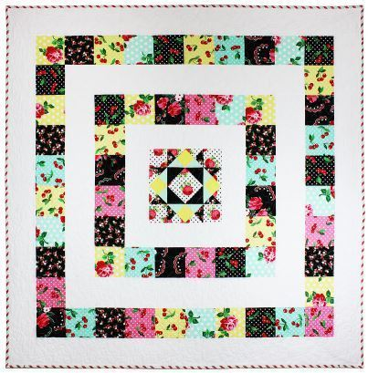 All Around the Square Free MM Pattern by Swirly Girl Designs