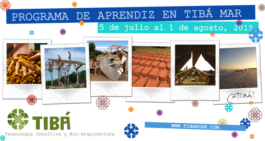 TIBA Mar programa de aprendiz julho 2015 espanol