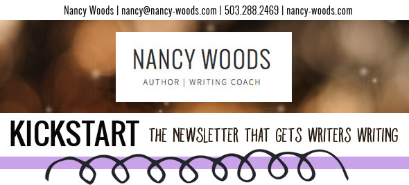 Kickstart Your Writing Purple