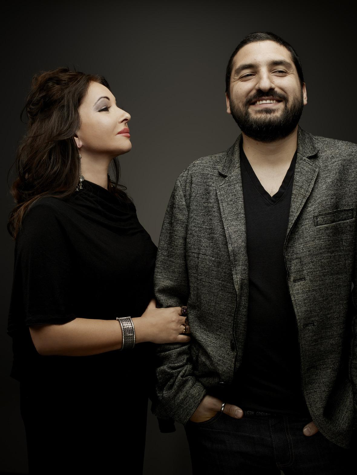Natacha Atlas et Ibrahim Maalouf 101628
