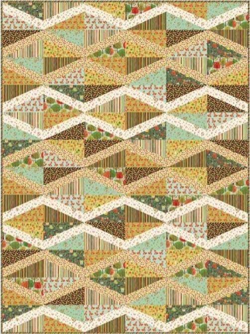 Forest Friends Quilt Pattern