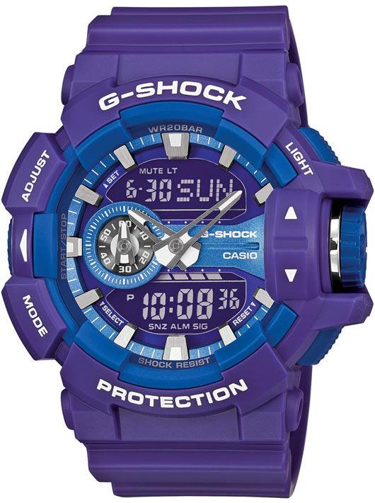Gshock GA400A6A