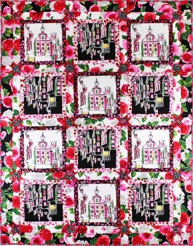 Out and About Quilt Pattern