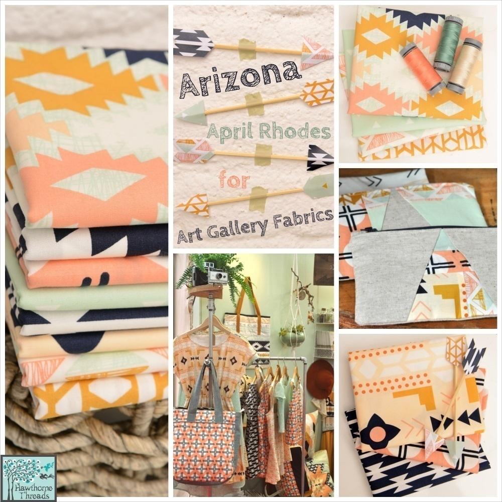 Arizona Fabric April Rhodes