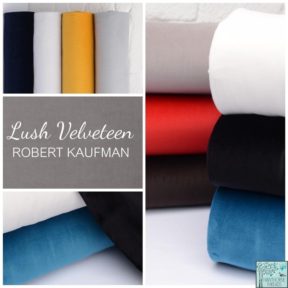 Lush Velveteen Fabric