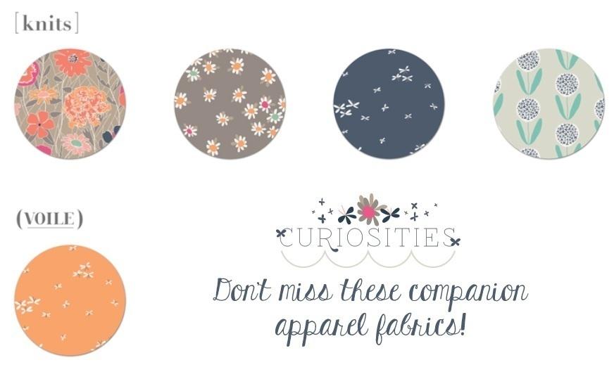 Curiosities Fabric Alternate Substrates