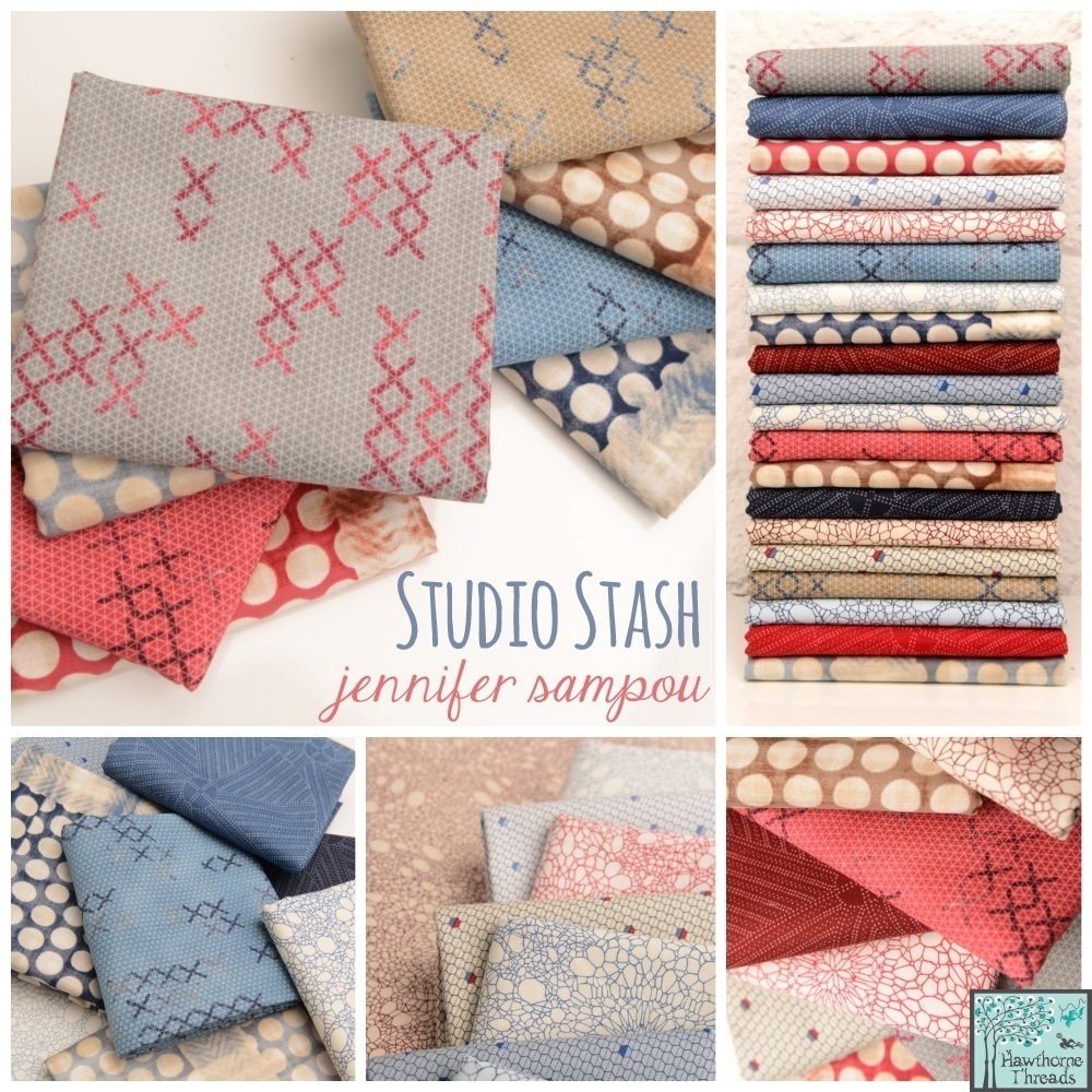 Studio Stash Fabric Poster