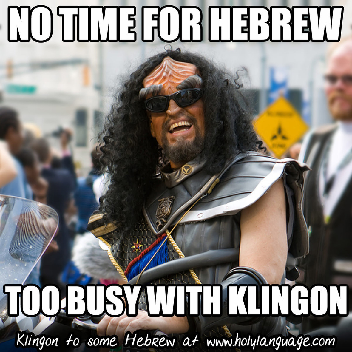 klingon HLI