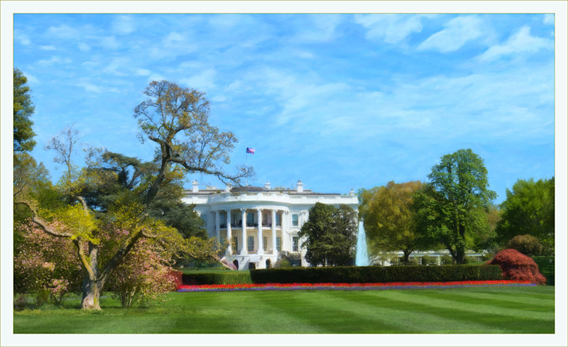 Springtime-at-the-White-House Gail-Haile