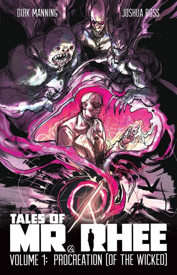 TALES OF MR. RHEE v1 -- New Printing