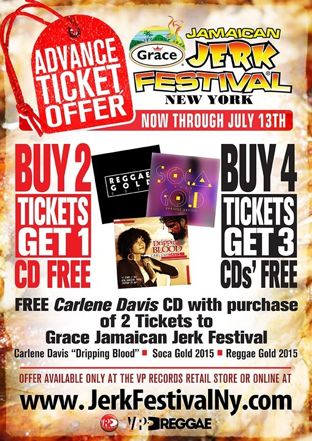 JerkFest Advance-Tickets