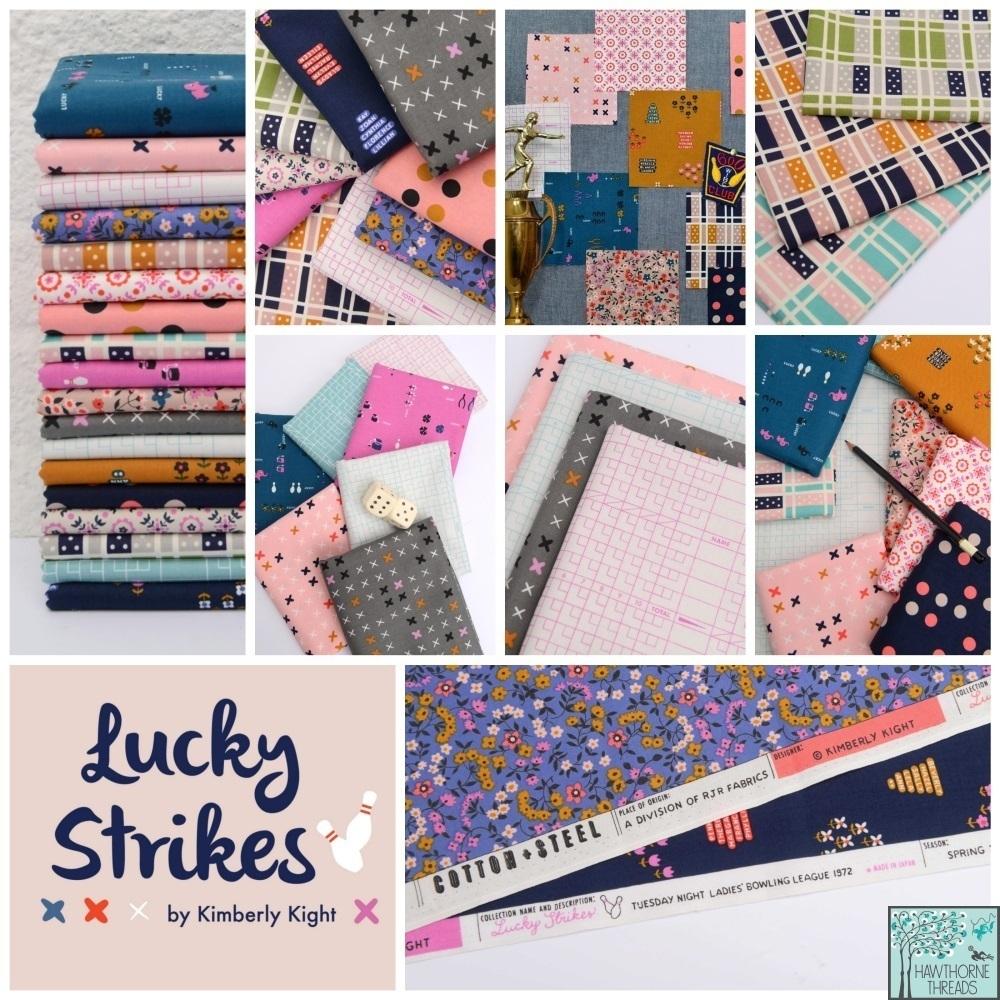 Kimberly Kight Lucky Strikes Fabric Poster 2