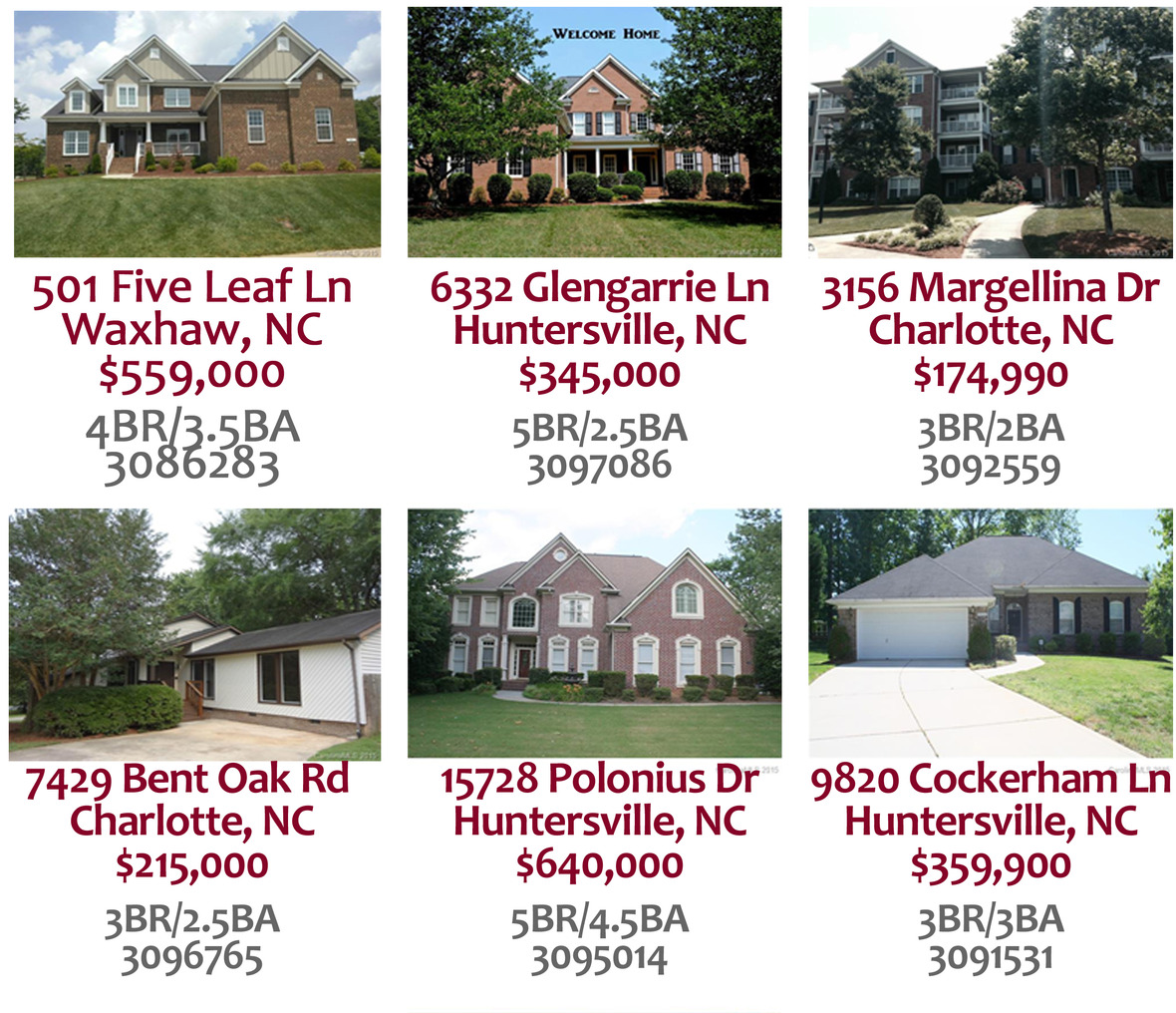 What 39 s hot new listings rentals open houses for week for Mad mimi templates