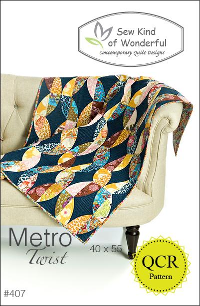 sew kind of wonderful metro twist sewing pattern
