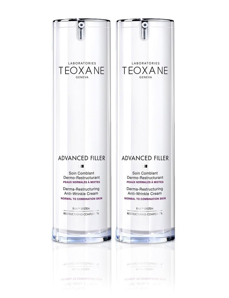 Teoxane Advanced FIller Ingrijire de noapte