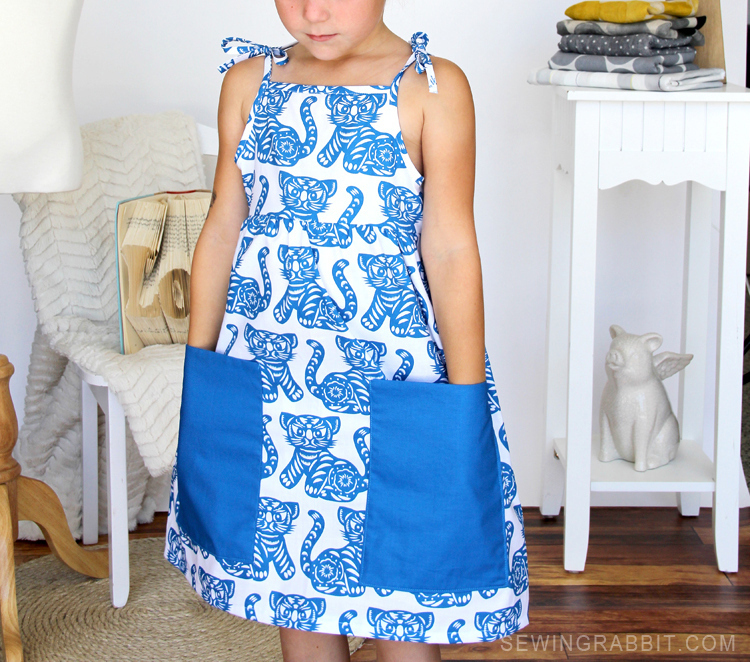 3dress - from me sew crazy blog 4