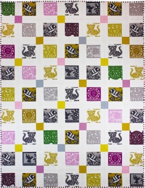 Seedling Quilt Pattern 2