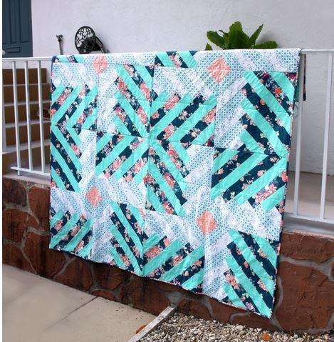 katarina roccella velanio quilt kit sewing pattern
