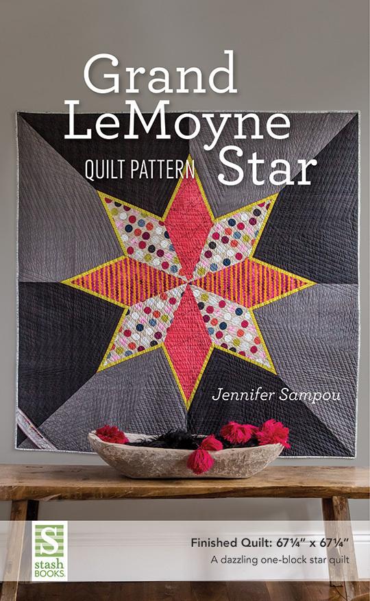 jennifer sampou grand lemoyne star sewing pattern