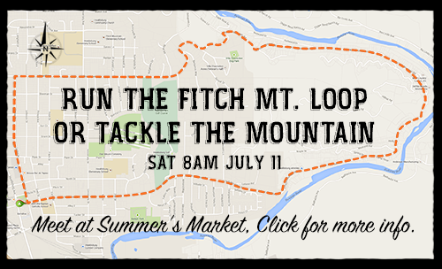 fitch mt loop newsletter map