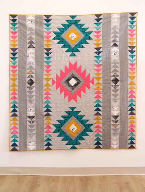 ArtGalleryFabrics Imprint FREE quilt 7