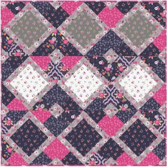Festival Quilt Paradise Fabric