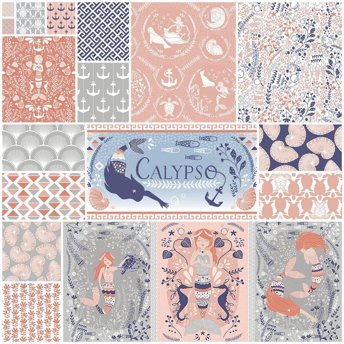 Calypso Palette in Aegean