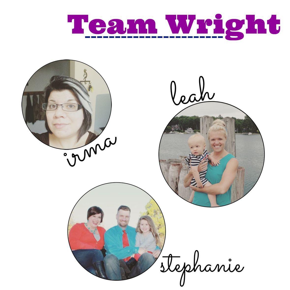 team wright
