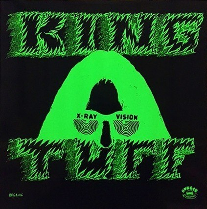 king tuff colored vinyl sleeve