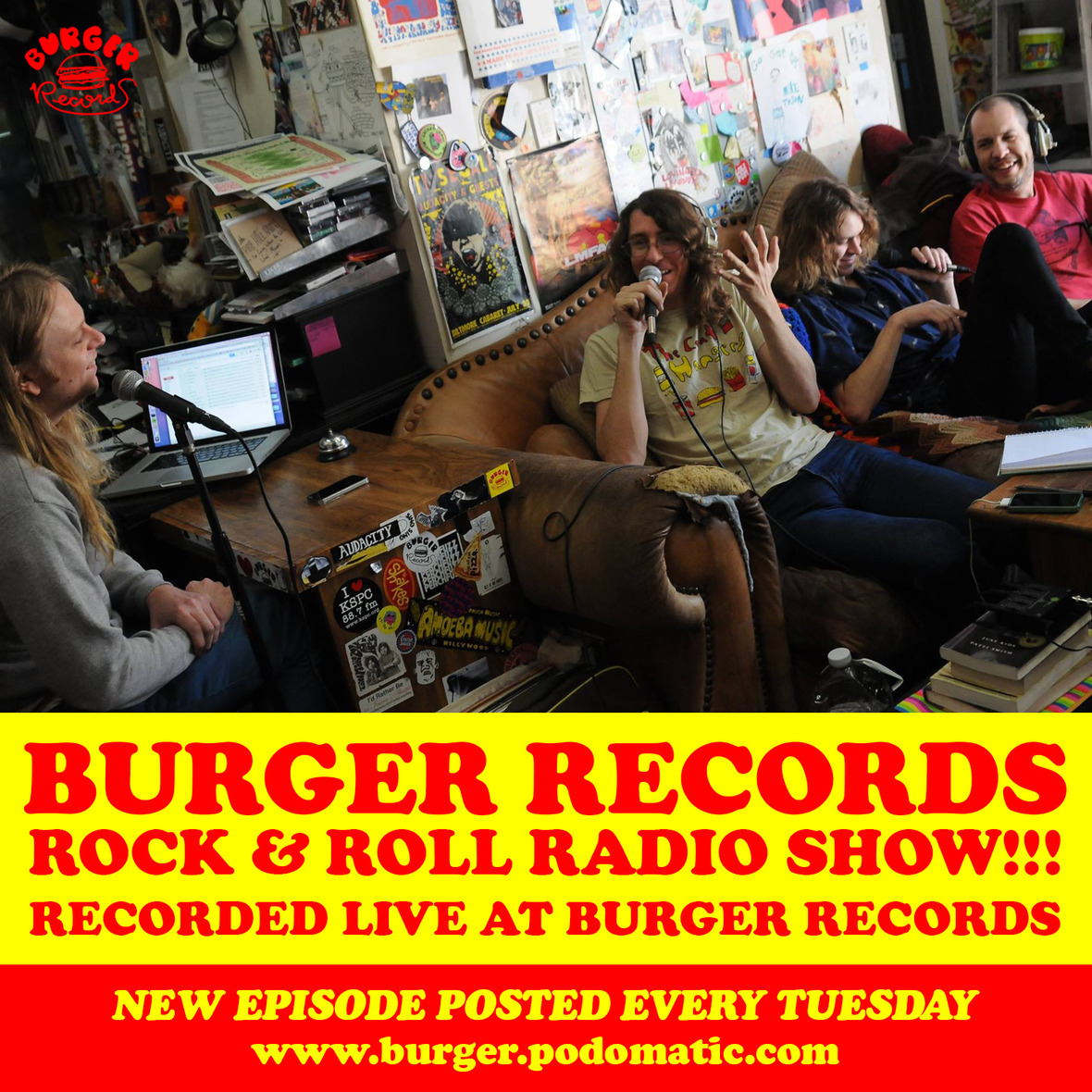 ROCK N ROLL RADIO SHOW COVER16