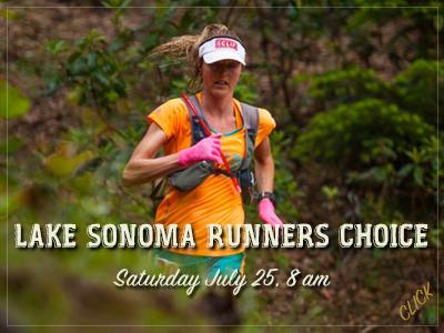 lake sonoma runners choice