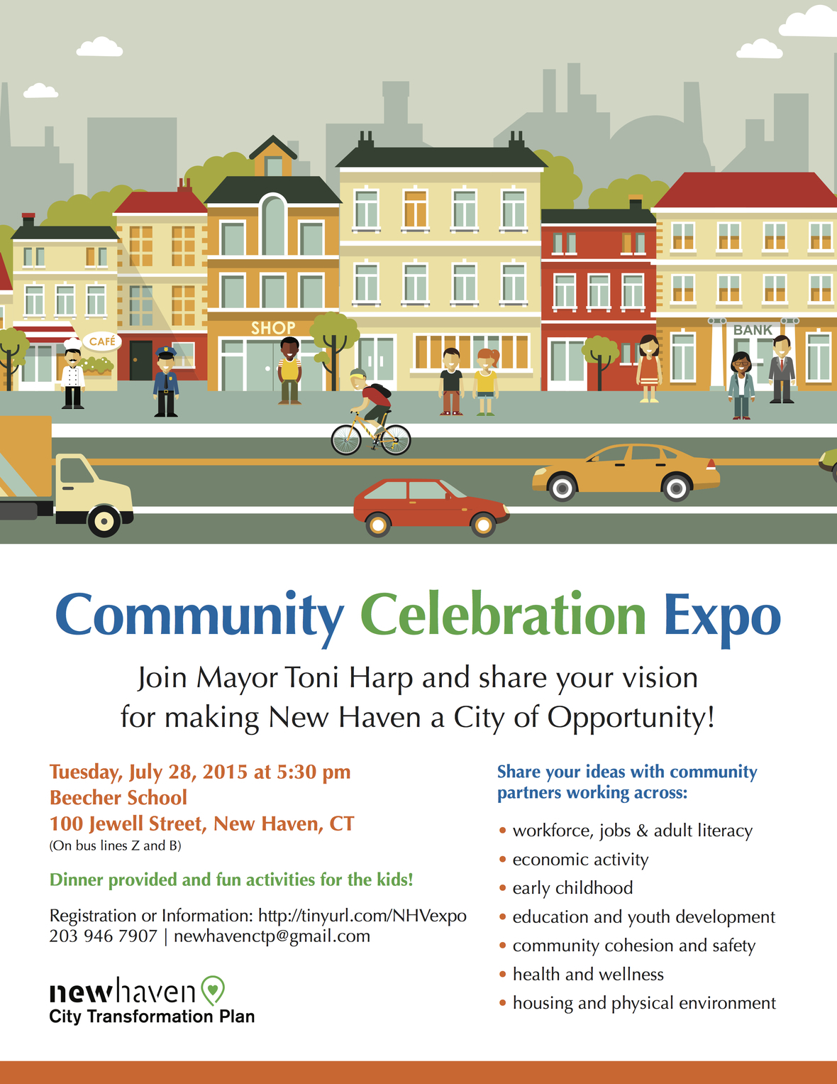 Community Celebration Expo