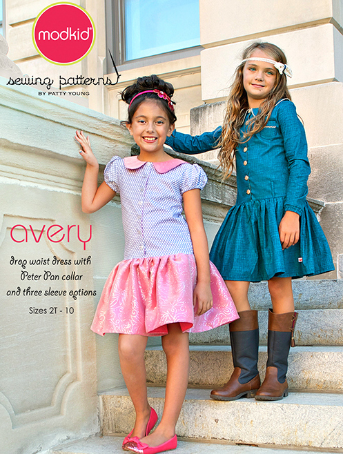 patty young avery sewing pattern
