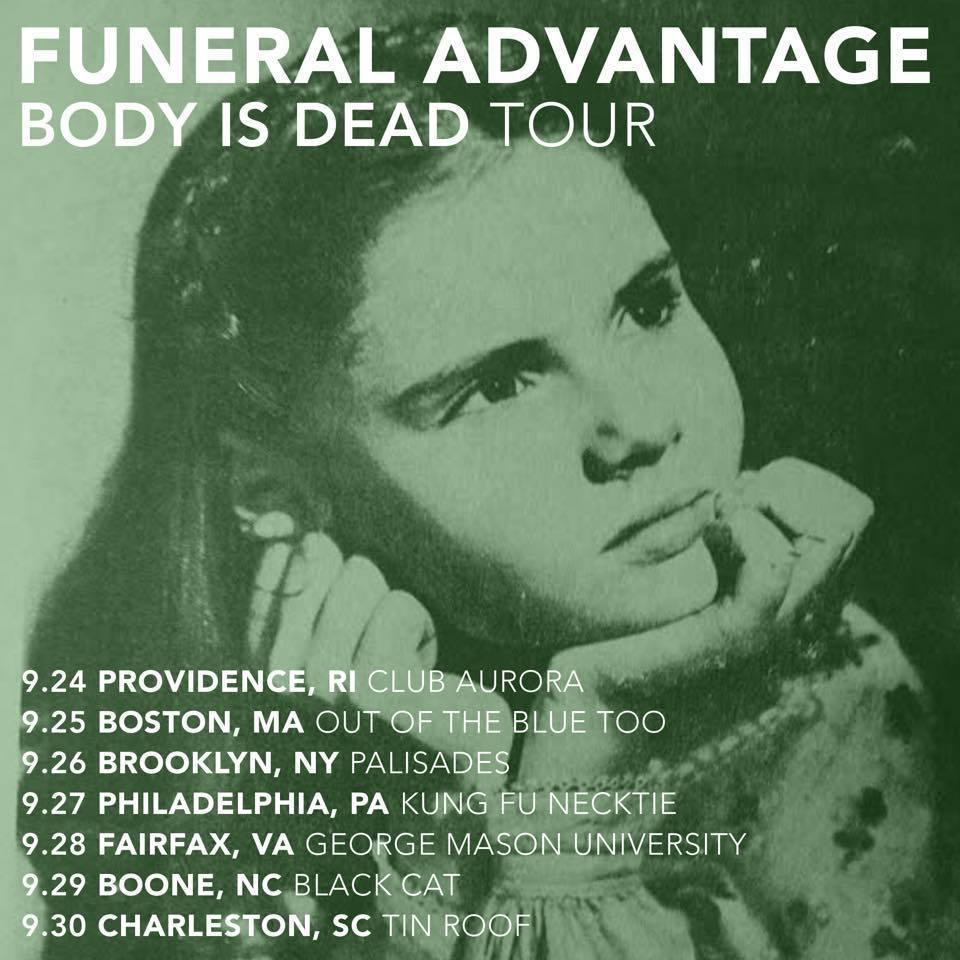 funeral advantage tour body is dead