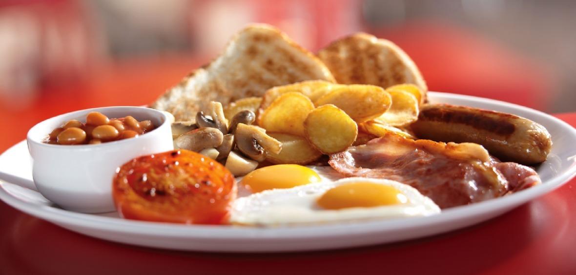 NWL breakfast