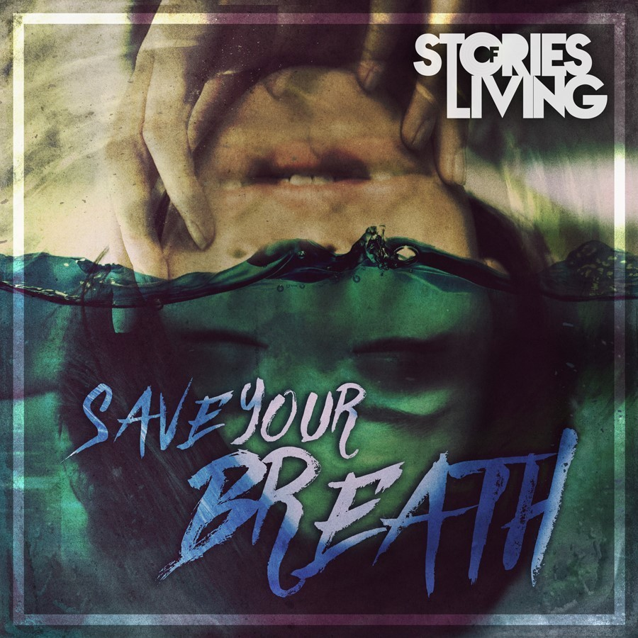 stories of living save your breath cover art