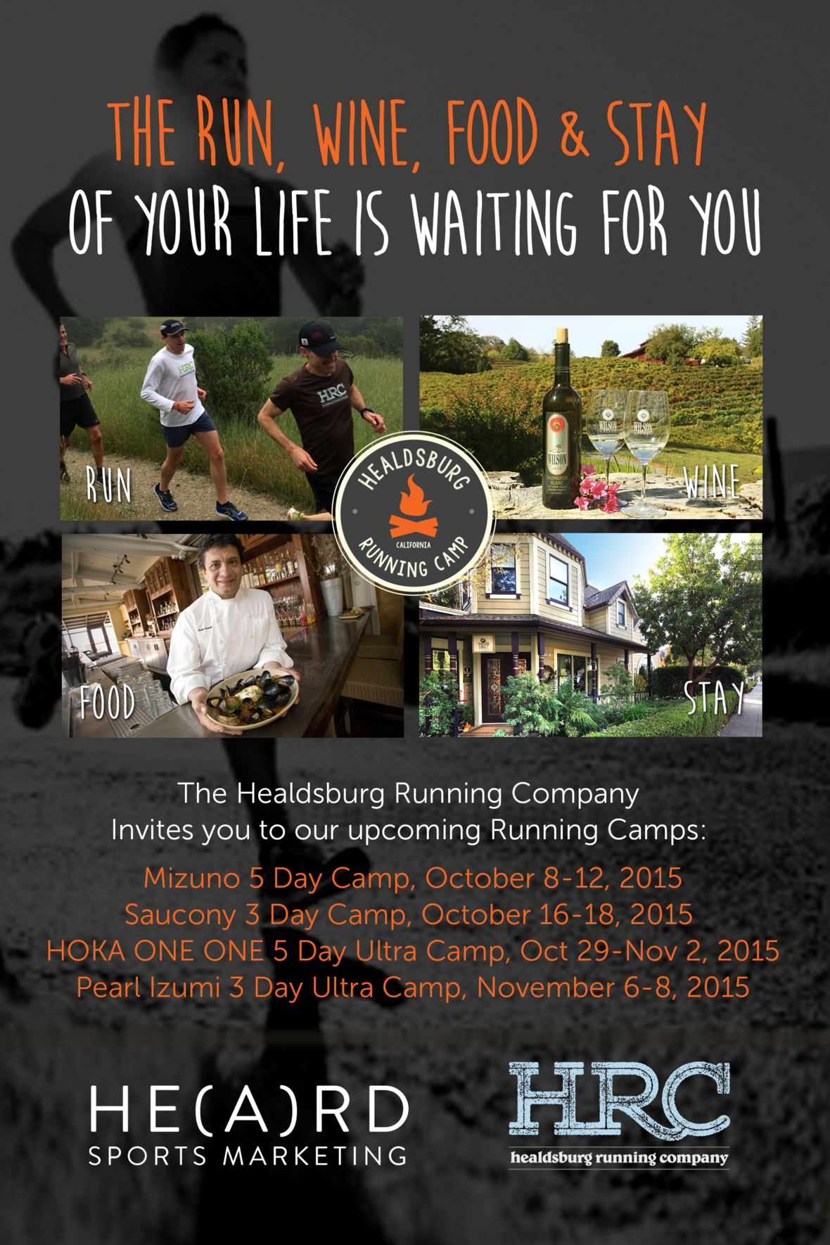 combo camp flyer