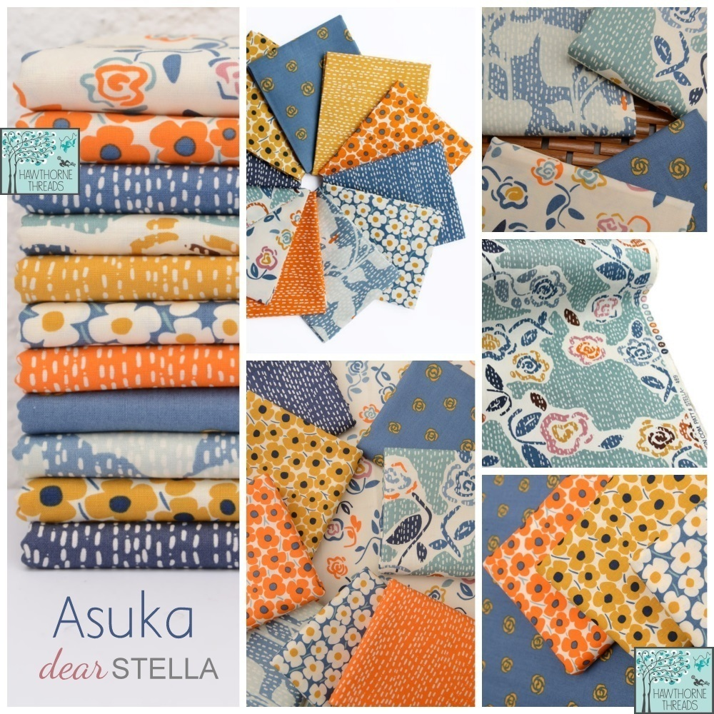 Asuka Fabric Poster