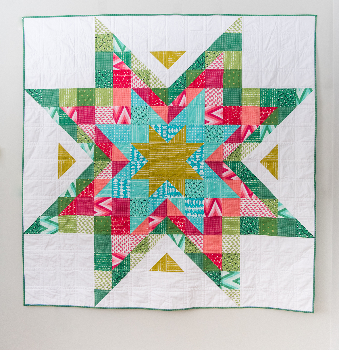 Expanding stars- quilty love