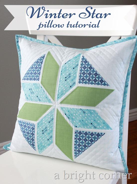 A bright corner- blog-Winter Star Pillow2