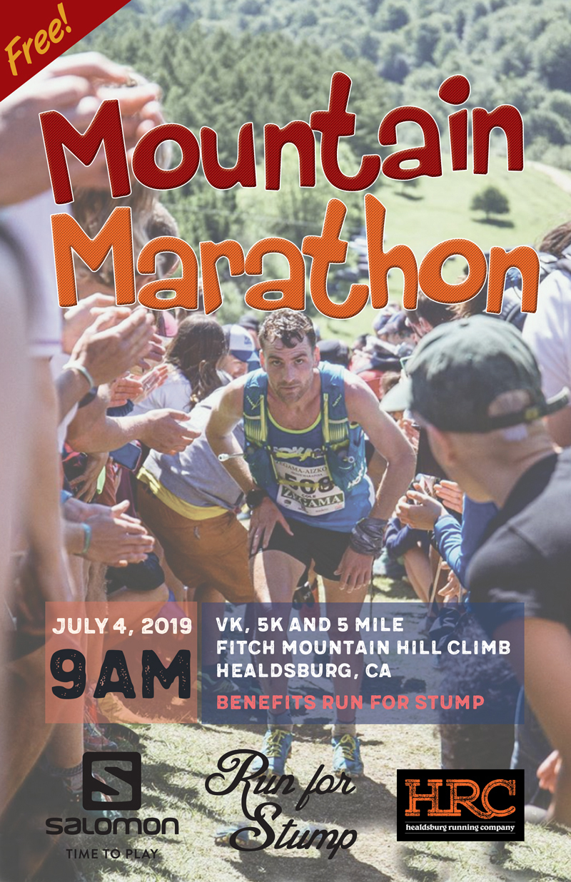 Mountain Marathon poster